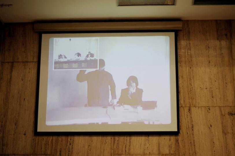 Un testigo en el juicio de Ríos Montt insistió en que el presidente Otto Pérez Molina estaba involucrado en masacres, cuando estuvo en el ejército. El mandatario negó las acusaciones, y Paz y Paz dijo que ella y su equipo estaban sorprendidos por el testimonio.