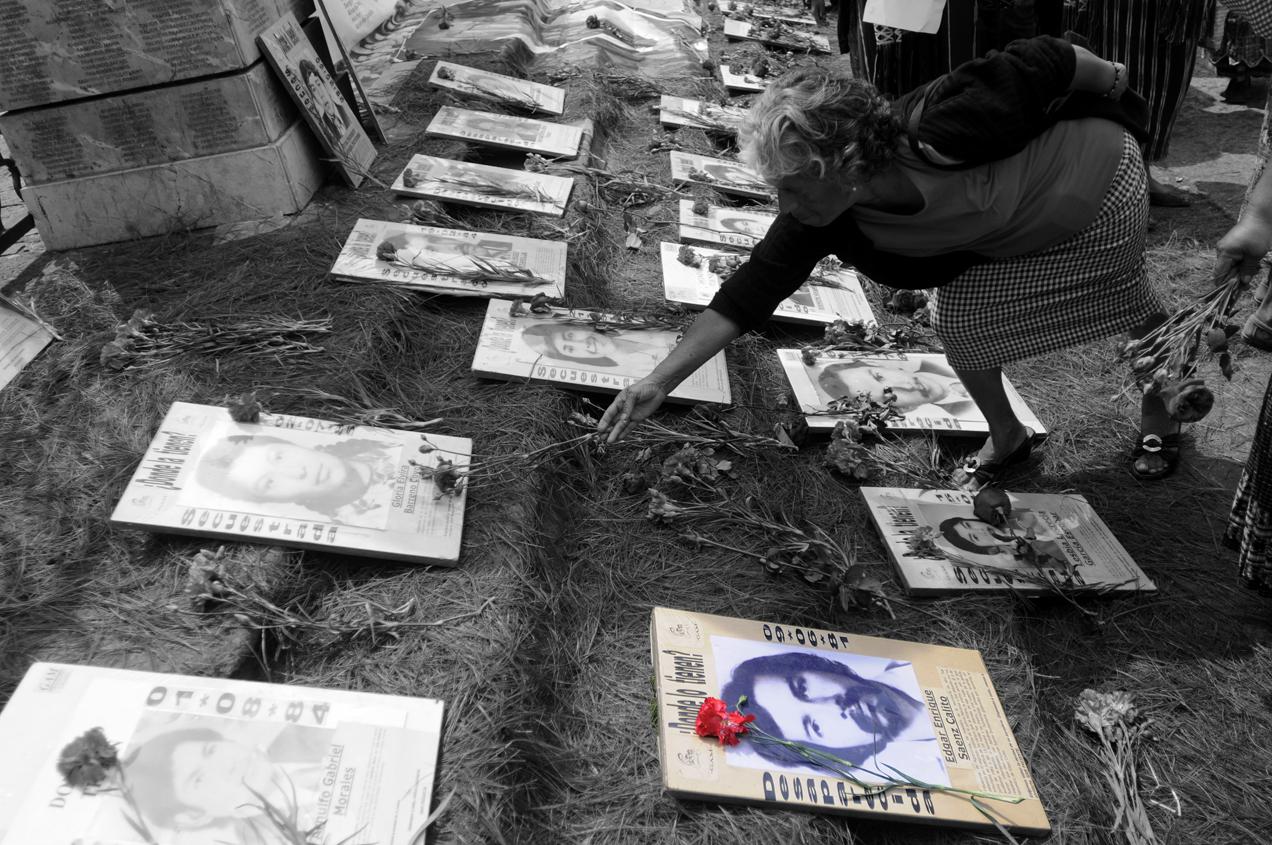 Edgar Sáenz Calito desapareció el 9 de junio de 1981. No ha sido encontrado.