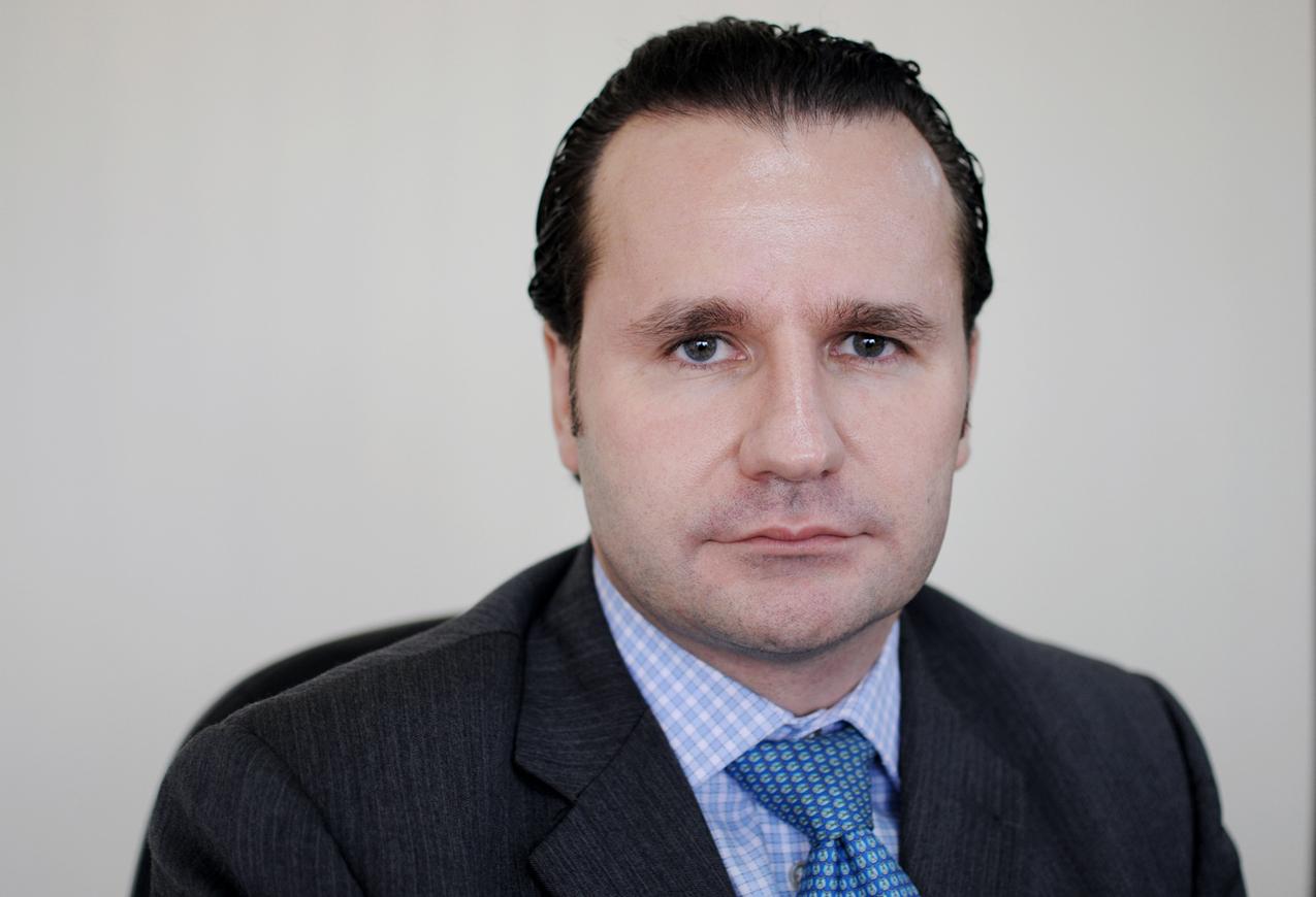 Salvador Biguria, empresario de Fundesa.