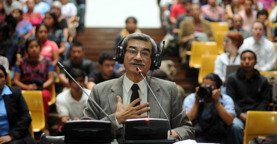 José Rodríguez Sánchez también se declaró inocente.