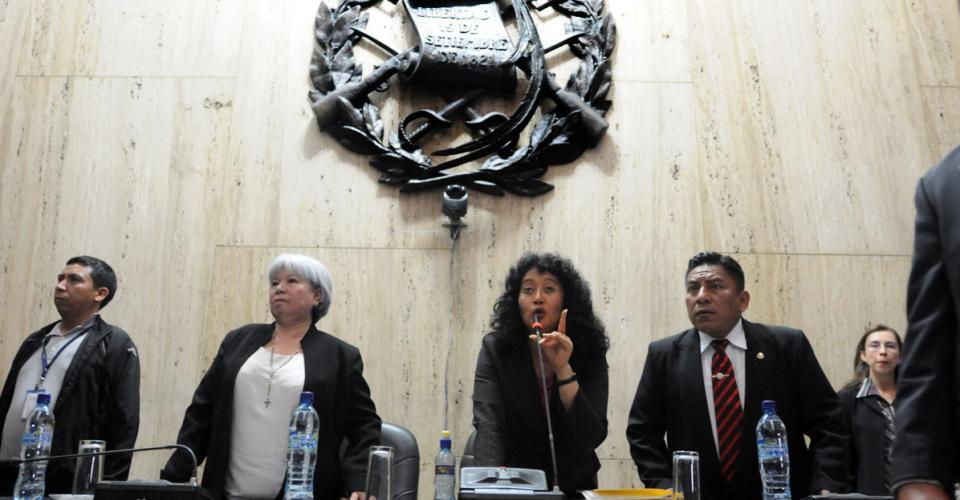 El Tribunal que preside la jueza Jazmín Barrios dio la sentencia.
