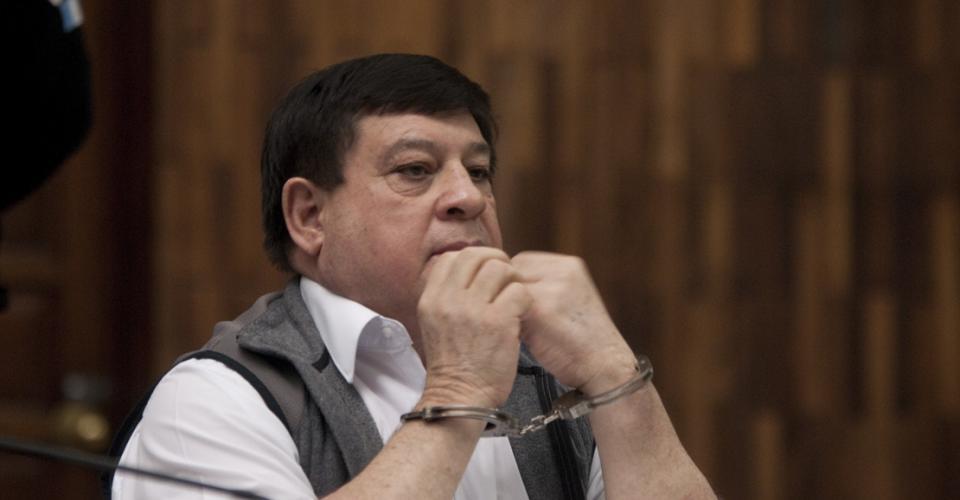 El exteniente Steelmer Reyes Girón, el máximo encargado de Sepur Zarco, fue condenado a 120 años de cárcel por delitos contra deberes de la humanidad en su forma de violencia y esclavitud sexual y múltiples asesinatos.