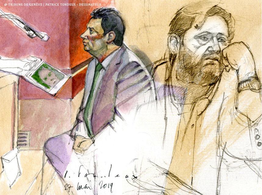 La justicia suiza declaró a Erwin Sperisen coautor de seis asesinatos y autor de uno.