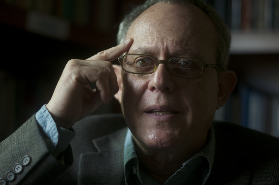 Frank La Rue, relator de libertad de expresión de las Naciones Unidas