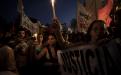 Tras la sentencia del juicio por Marita Verón, se realizaron marchas en todo el país en repudio al fallo que absolvió a todos los imputados del juicio.