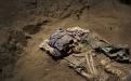 Los restos del cadáver servirán para extraer muestras de ADN y verificar la compatibilidad genética con los familiares que denunciaron su fallecimiento.