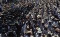 Concentración masiva de patrulleros civiles en Joyabaj, Quiché.