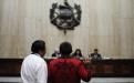 """Bernal Gusal relató al tribunal que """"militares mataron a conocidos y a familiares""""."""