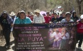 Varias organizaciones y personas individuales manifestaron su respaldo a La Puya, y la felicitaron por los dos años en defender la vida, el agua y el territorio.