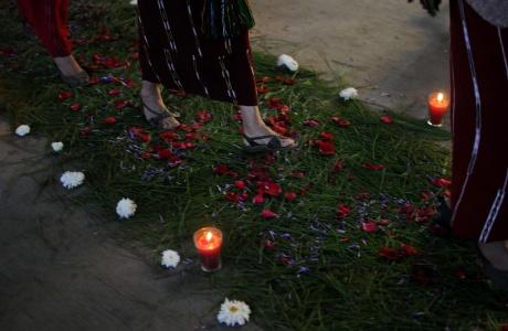 Al Encuentro llegaron mujeres provenientes de Alta y Baja Verápaz, Huehuetenango, Chimaltenango, Quiché y Guatemala.