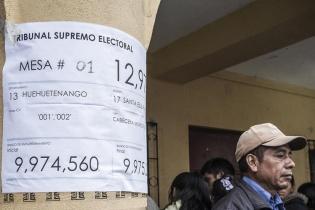 La tarde electoral se mantuvo tranquila en Santa Eulalia.