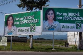 """Por un Quiché con ¡Esperanza!"""