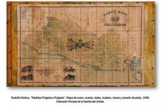 Medidos pulgada a pulgada, de Rodolfo Molina (1990)