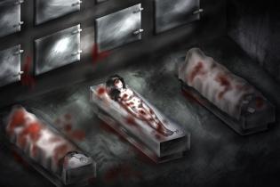 """""""El castigo"""" / Ilustración: Gaby Futch"""