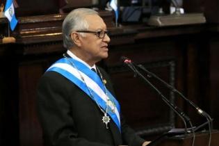El discurso del recién juramentado presidente de Guatemala, Alejandro Maldonado Aguirre, invitaba a la reflexión y a la tranquilidad de la población guatemalteca.