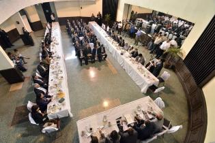 Los 40 aspirantes para llegar al Tribunal Supremo Electoral presentaron sus propuestas de trabajo.