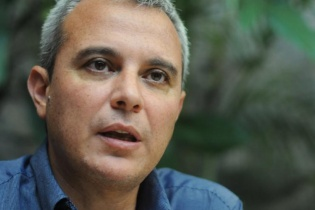 Juan Francisco Soto, directo del Centro para la Acción Legal en Derechos Humanos (CALDH).