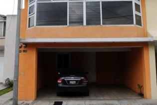 La propiedad que se ubica en residenciales Colinas de Monte María, zona 7 de Villa Nueva.