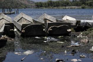 El rescate del lago de Atitlán podría ser imposible en cuatro años si continúa el ritmo actual de contaminación.