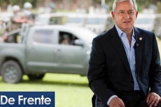 """En mayo pasado, los canales de González ganaron la licitación por Q37,629,900 para """"divulgar información de Gobierno al pueblo de Guatemala, en canales de televisión abierta en frecuencia VHF""""."""