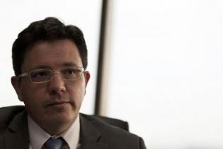 Julio Héctor Estrada, ministro de Finanzas Públicas.