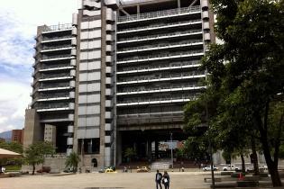 Sede de la Empresa Pública de Medellín.