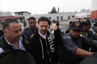 El expresidente Alfonso Portillo fue extraditado a Estados Unidos por el gobierno de Otto Pérez Molina .