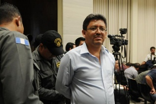 Omar Franco, jefe de la Superintendencia de Administración Tributaria.