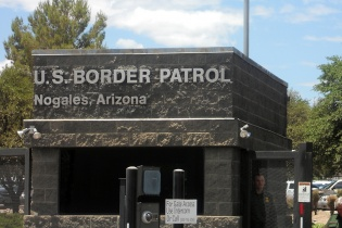 La frontera. Foto de Héctor Silva