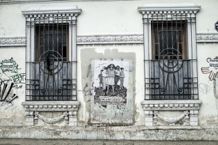 Ventanas enverjadas 2, zona 1, Ciudad de Guatemala