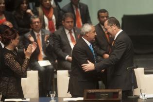 Pedro Muadi culminó su fase como presidente del Organismo Legislativo. Muadi presidió un período en el que se estancó la actividad parlamentaria.