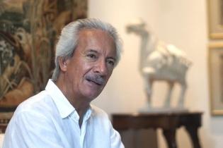 José Rubén Zamora no se considera periodista, pero ha construido su poderosa imagen a partir de la información que publica.