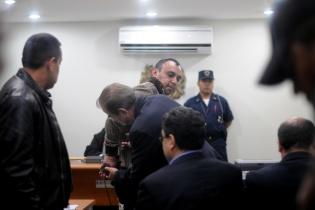 Byron Lima Oliva fue recapturado por el Ministerio de Gobernación.