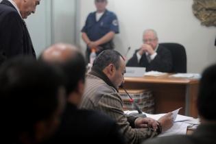 Byron Lima dice al juez que lo único que hizo fue solicitar un permiso.