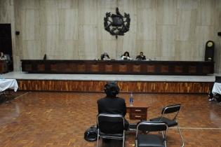 Según Manz la campaña contrainsurgente, que se llevó a cabo en Guatemala, era más desarrollada en la región ixil.