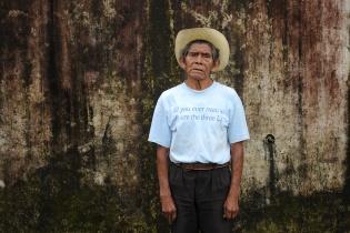 Aparicio Coronado, 77 años.