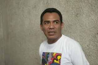 Nery Morales sobrevivió a un ataque a tiros en su contra.