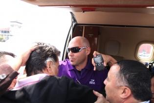 Portillo calificó su extradición como un secuestro durante una entrevista que le hiciera una radio local.