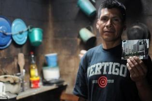Nicolás González es uno de los 290 guatemaltecos detenidos en la redada de Postville, la más grande de la historia estadounidense. Fue deportado.