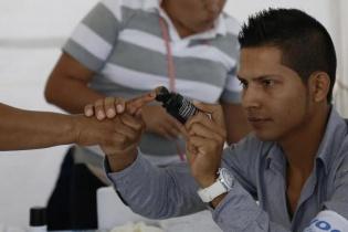 """""""Tres Kiebres"""" fue electo alcalde con un 78 % de los votos de los 14,503 empadronados en Ipala, Chiquimula."""