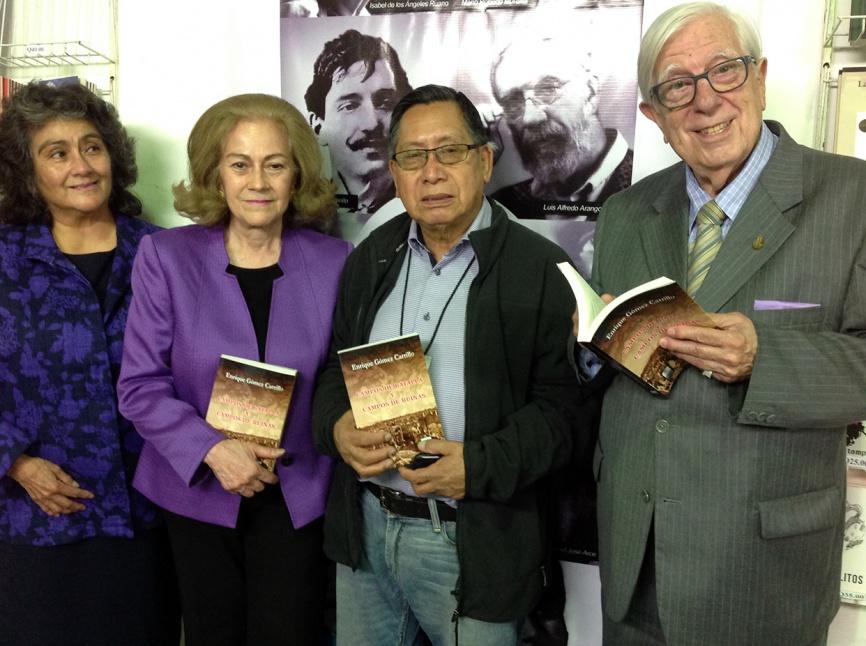 Asociación Enrique Gómez Carrillo y Editorial Cultura.