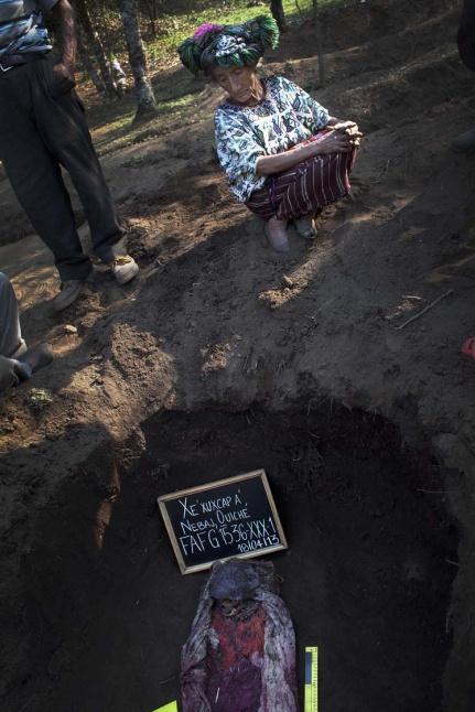 La memoria de otra víctima del conflicto armado podrá ser conmemorada con un entierro digno, una vez que el cuerpo será identificado y entregado a sus familiares.