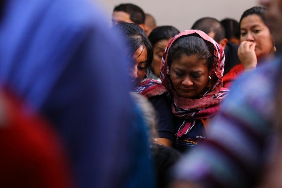 Durante las masacres, las mujeres ixiles sufrieron todo tipo de abusos, entre ellos violación y esclavitud.