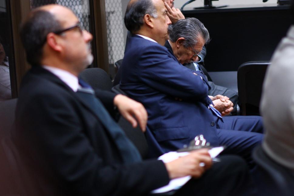 Terminó la espera. El juez decidió enviar a juicio por genocidio a los acusados.