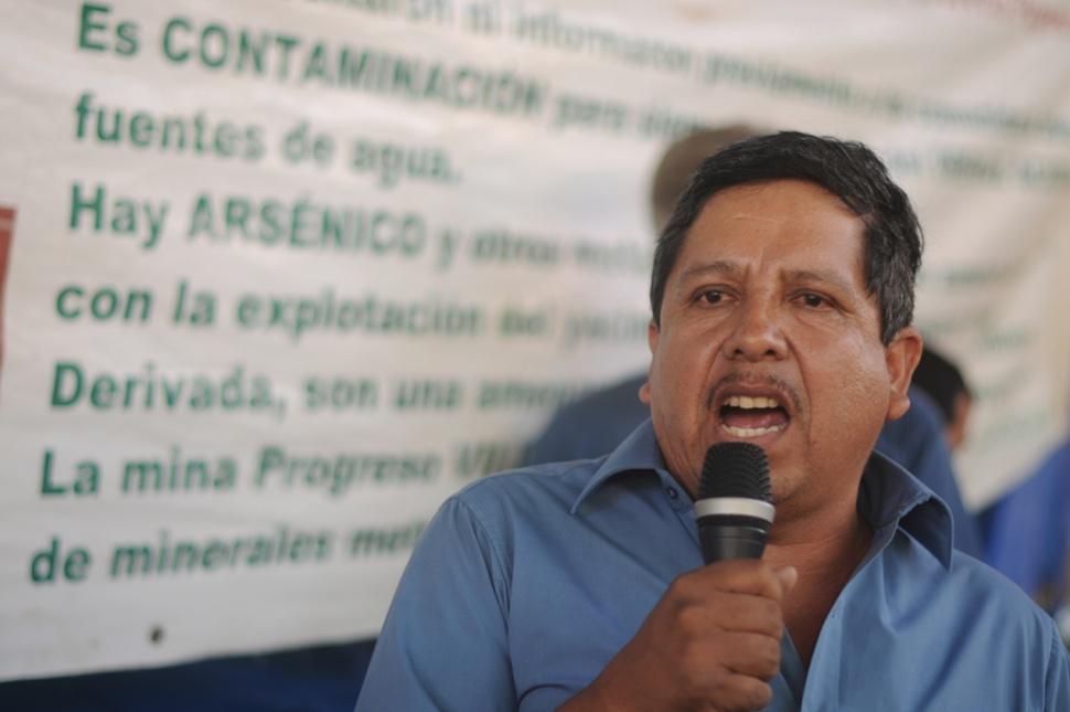 José Llamas señaló que la esencia de La Puya es la lucha por la vida y por el futuro.