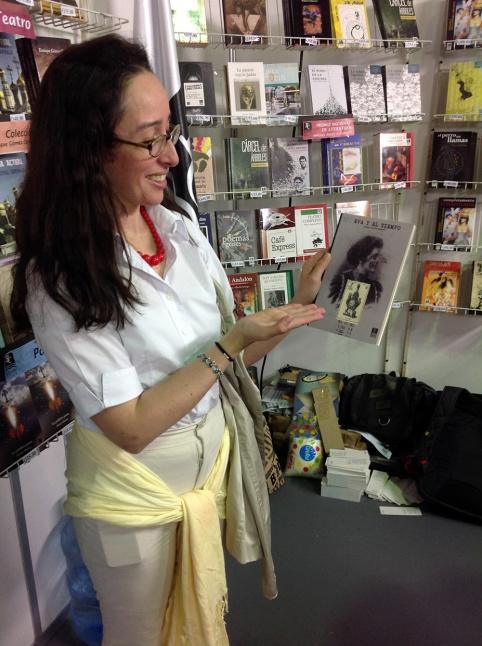 Lorena Flores Moscoso. Eva y el tiempo.