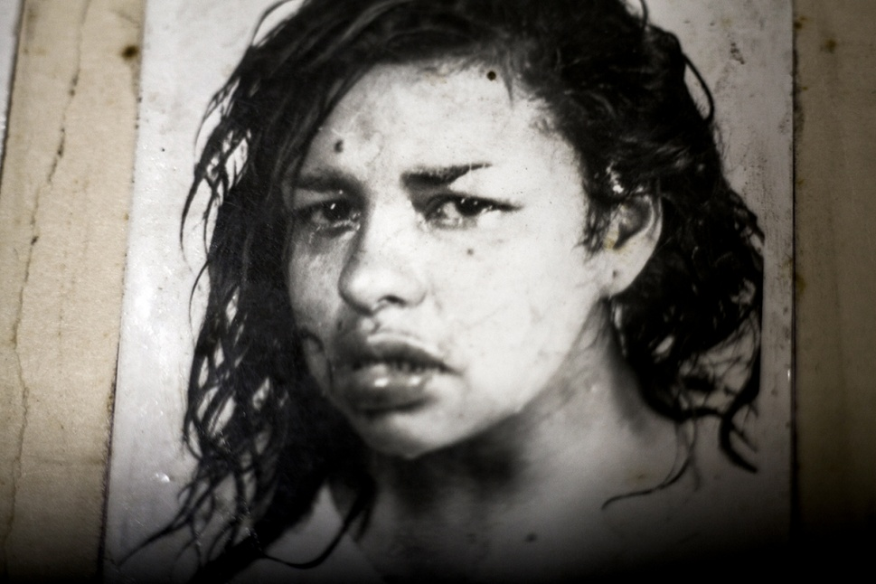 Telma García, detenida el 21/06/1961
