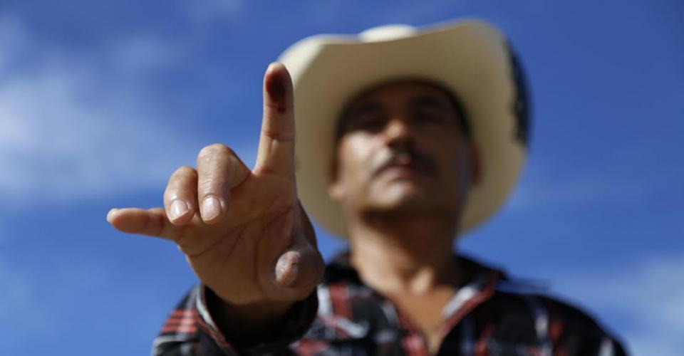 """""""Tres Kiebres"""" ganó la alcaldía de Ipala, pequeño municipio de Chiquimula, ubicado en el oriente de Guatemala."""