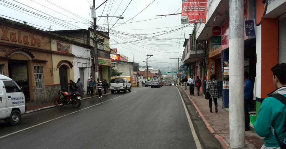 La Calle Real, hoy