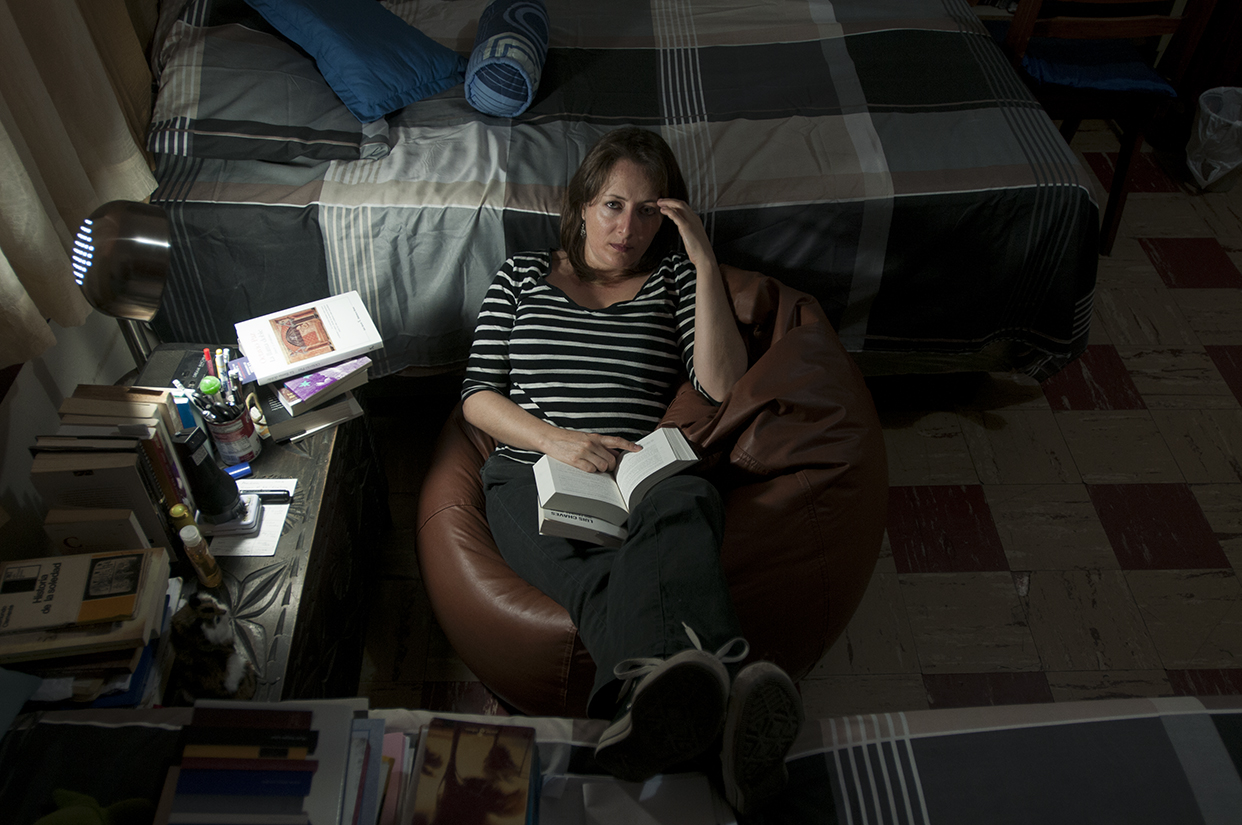 """""""La lectura y la educación, en ese orden, me permitieron encontrar temprano una primera habitación propia"""""""